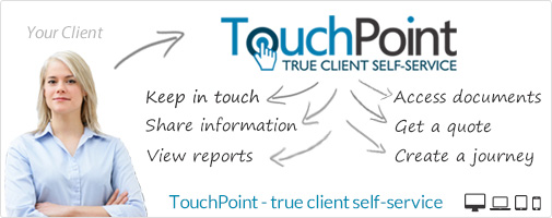 Eclipse TouchPoint - the new era of law firm client self
