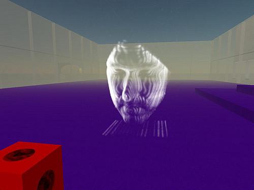 Hologram 08 by Ian Truelove