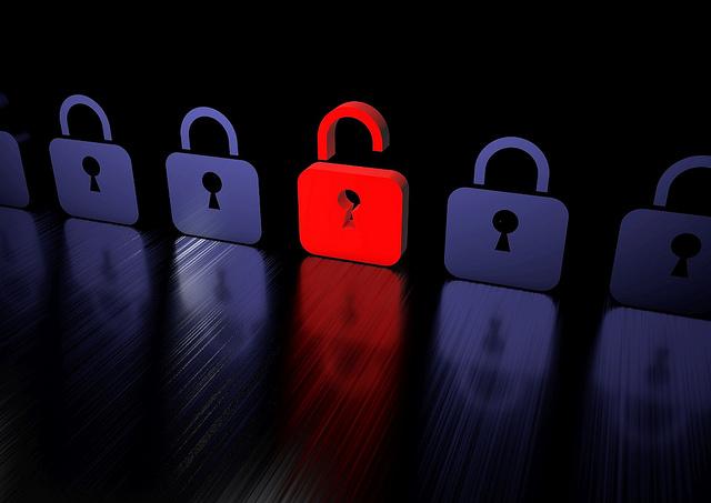 Hacker Firewall by Christoph Scholz