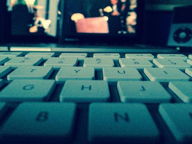 keyboard by Martins Strobinders