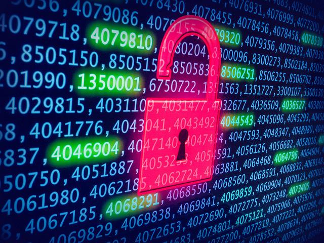 Data security breach by Blogtrepreneur