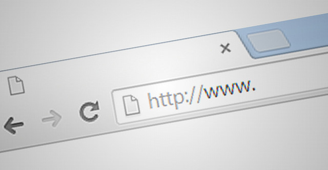 Website address by Descrier