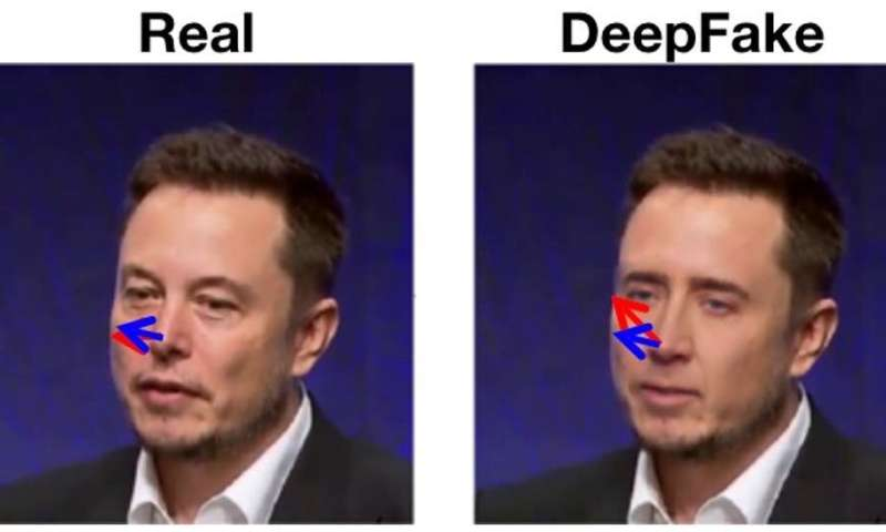 Getting to know deepfakes - Internet Newsletter for Lawyers